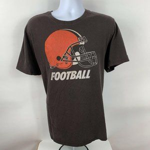 The Nike Tee Shirt Mens XXL NFL Cleveland Browns